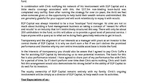 sending a letter to someone page 2 of 23 egp capital 20866 | Letter to Investors 585x340
